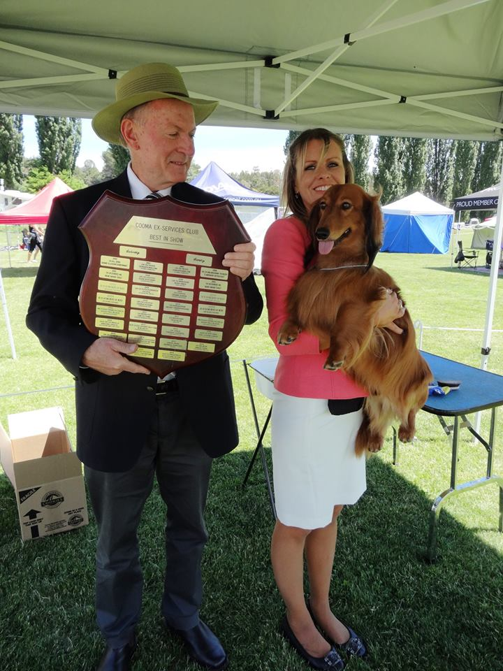 'Jimmy' Will Be Added to the 'Honour List' on the Cooma Ex-Servicemen's Club Shield