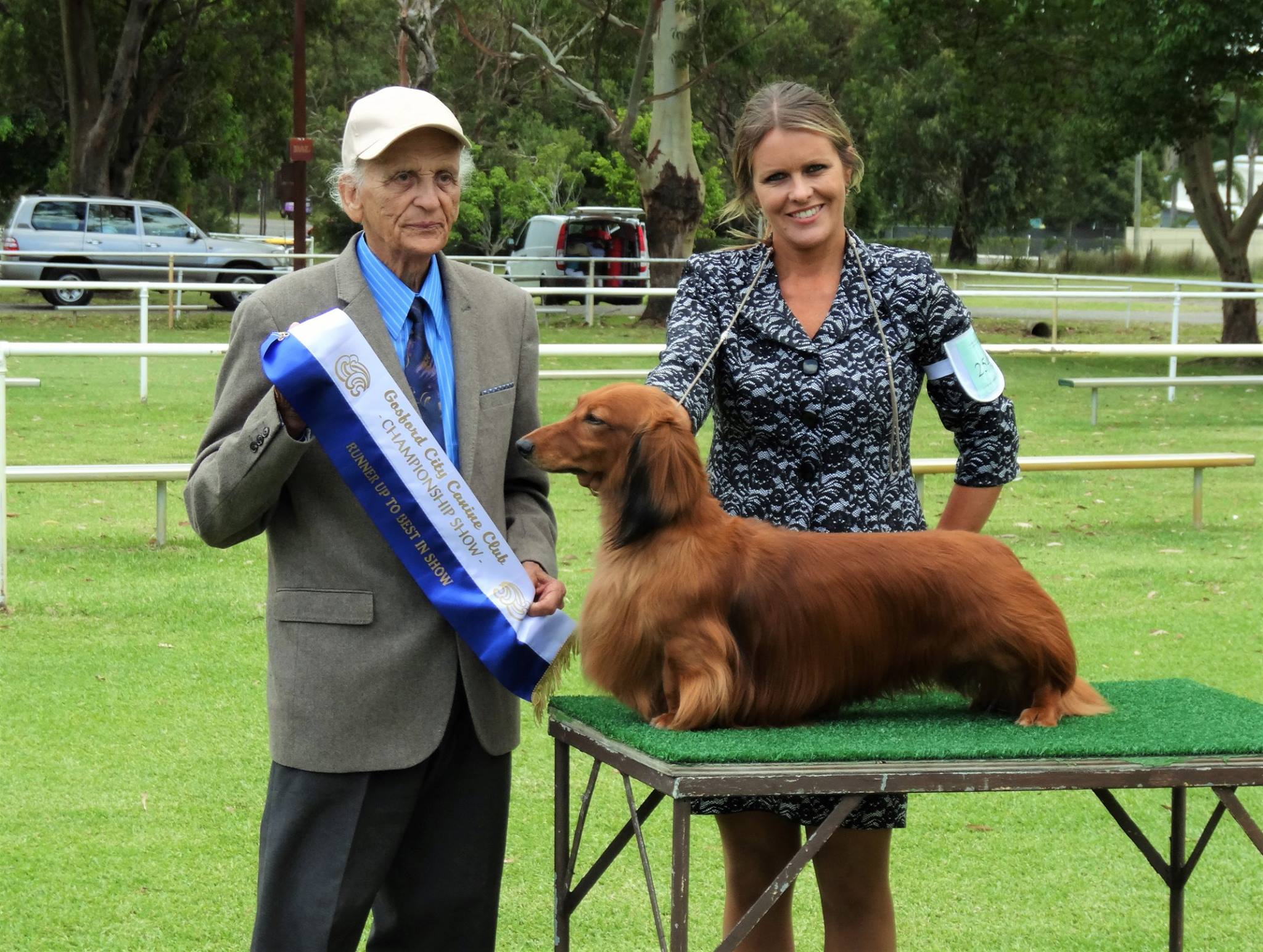 'Jimmy' Wins Runner-Up Best in Show!
