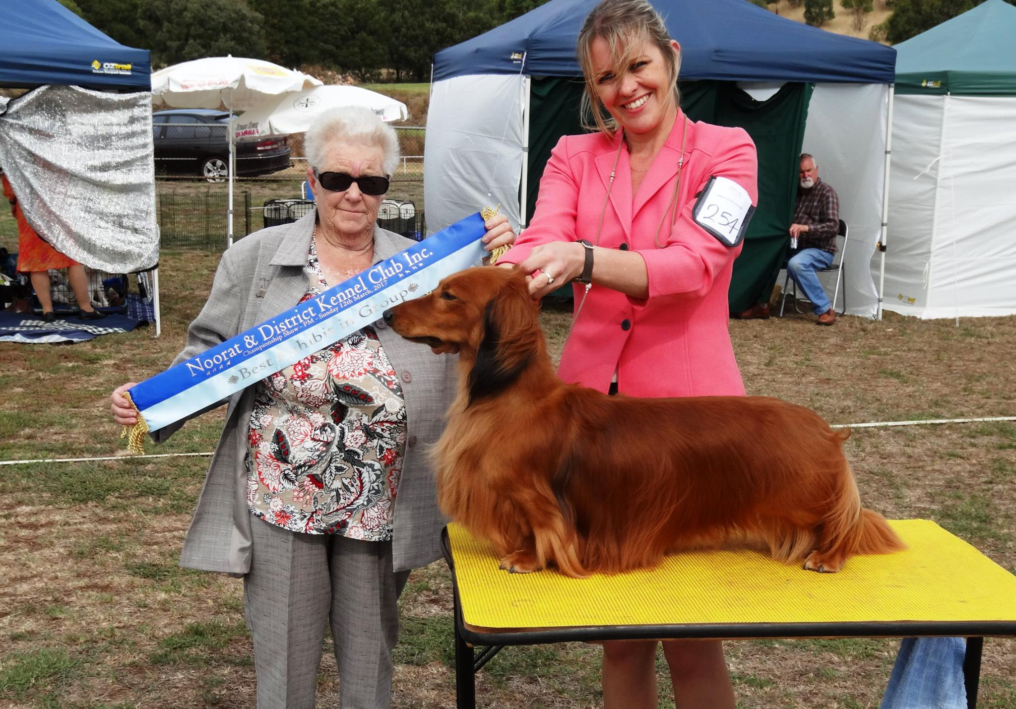 'Jimmy' Wins Best in Group at Noorat & District Kennel Club Inc. Championship Show!