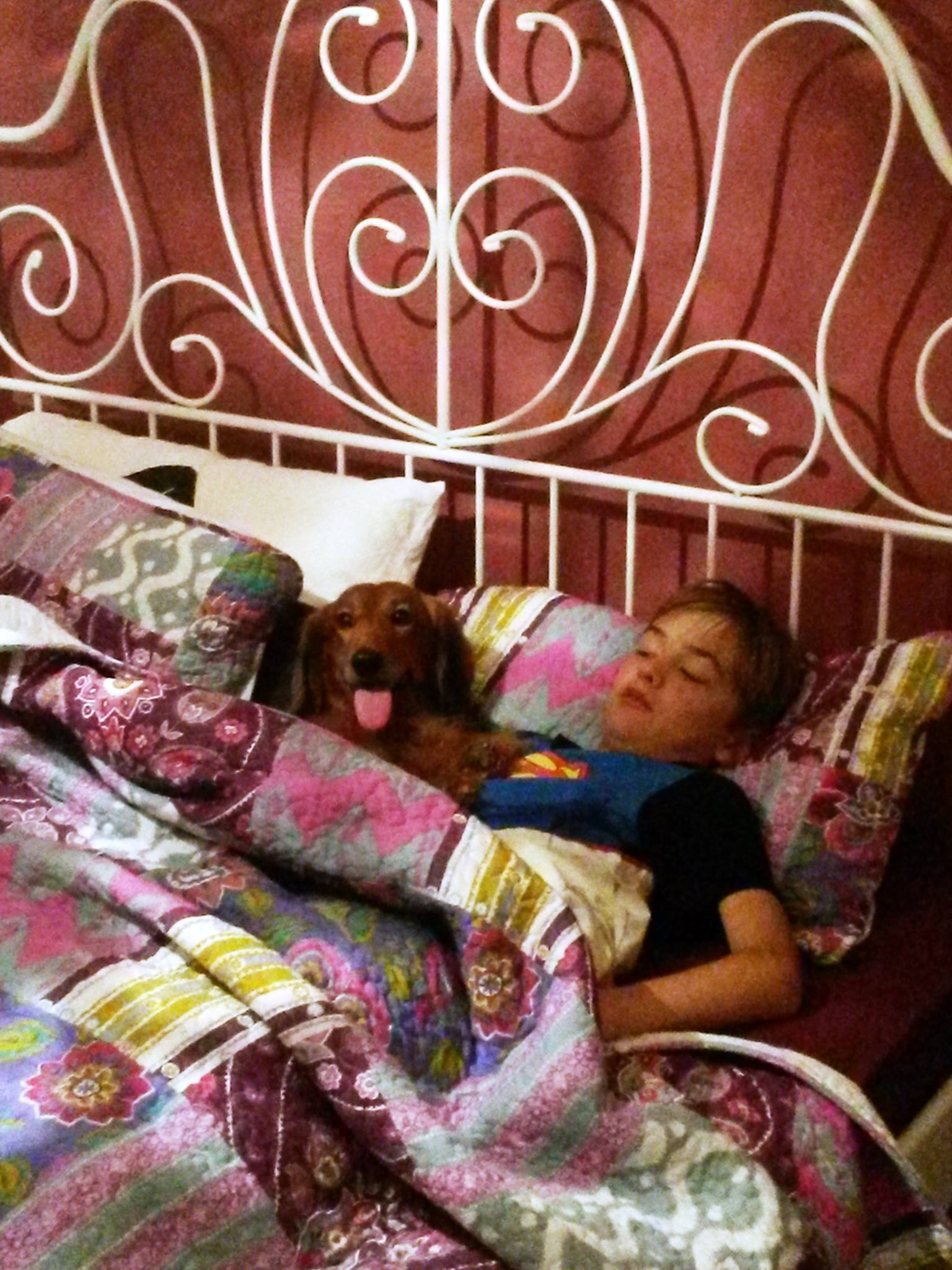 'Jimmy's' Bedtime!